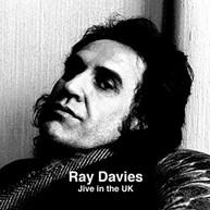 RAY DAVIES - JIVE IN UK CD