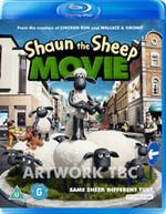 SHAUN THE SHEEP - THE MOVIE (UK) BLU-RAY