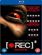 REC 2 (UK) BLU-RAY