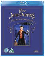 MARY POPPINS - 50TH ANNIVERSARY (UK) BLU-RAY