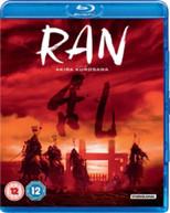RAN (UK) BLU-RAY