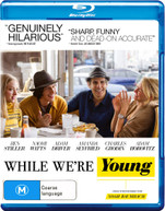 WHILE WE'RE YOUNG (2013) BLURAY
