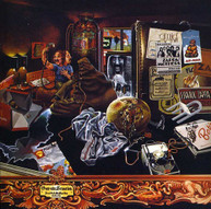 FRANK ZAPPA - OVER-NITE SENSATION CD