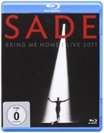 SADE - BRING ME HOME BLU-RAY