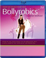 BOLLYROBICS: DANCE LIKE BOLLYWOOD STARS BLURAY