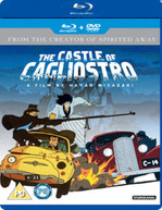 CASTLE OF CAGLIOSTRO (UK) BLU-RAY