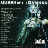 QUEEN OF THE DAMNED SOUNDTRACK CD