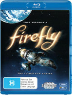 FIREFLY: THE COMPLETE SERIES (2002) BLURAY