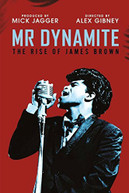JAMES BROWN - MR DYNAMITE: THE RISE OF JAMES BROWN BLU-RAY