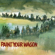 PAINT YOUR WAGON SOUNDTRACK CD