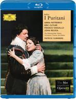 I PURITANI (BELLINI) (THE METROPOLITAN OPERA) (2007) BLURAY