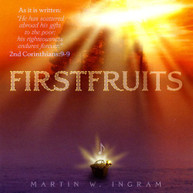 MARTIN INGRAM - FIRSTFRUITS CD