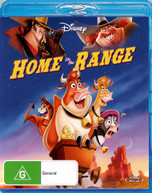 HOME ON THE RANGE (2004) BLURAY