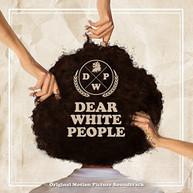 DEAR WHITE PEOPLE SOUNDTRACK CD