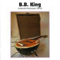 B.B. KING - INDIANOLA MISSISSIPPI SEEDS CD