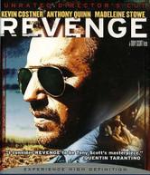 REVENGE (1990) (WS) (DIRECTOR'S CUT) BLU-RAY