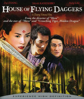 HOUSE OF FLYING DAGGERS (WS) BLU-RAY