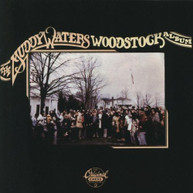 MUDDY WATERS - WOODSTOCK ALBUM CD
