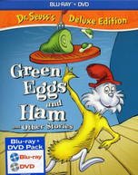 DR SEUSS'S GREEN EGGS & HAM & OTHER STORIES (2PC) BLURAY