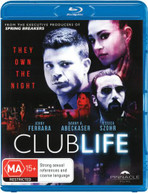 CLUB LIFE (2015) BLURAY