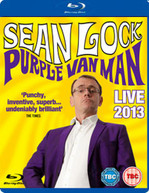 SEAN LOCK - PURPLE VAN MAN (UK) BLU-RAY