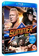 WWE SUMMERSLAM 2015 (UK) BLU-RAY