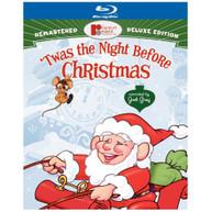 TWAS THE NIGHT BEFORE CHRISTMAS (2PC) (+DVD) BLU-RAY