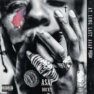 A$AP ROCKY (ASAP ROCKY) - AT.LONG.LAST.A$AP CD