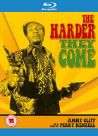 THE HARDER THEY COME (UK) - BLU-RAY