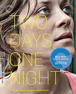CRITERION COLLECTION: TWO DAYS ONE NIGHT BLU-RAY