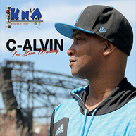 C -ALVIN - I'VE BEEN WAITING CD