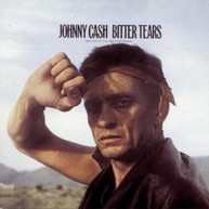 JOHNNY CASH - BITTER TEARS: BALLADS OF THE AMERICAN INDIAN CD