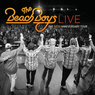 BEACH BOYS - LIVE: THE 50TH ANNIVERSARY TOUR CD