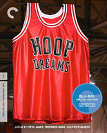 CRITERION COLLECTION: HOOP DREAMS BLU-RAY