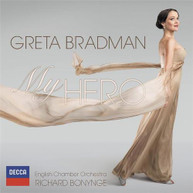GRETA BRADMAN - MY HERO CD