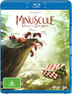 MINUSCULE: THE VALLEY OF THE LOST ANTS (3D BLU-RAY) (2013) BLURAY