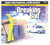 PERFORM MUSIC FROM TV SERIES BREAKING BAD SOUNDTRACK CD