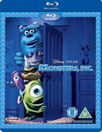 MONSTERS INC (UK) - BLU-RAY
