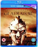 GLADIATOR (2000) - 15TH ANNIVERSARY (UK) BLU-RAY