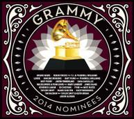 GRAMMY NOMINEES - 2014 GRAMMY NOMINEES CD