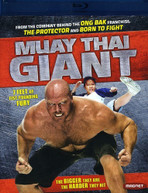 MUAY THAI GIANT (WS) BLU-RAY