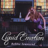 BOBBIE TOWNSEND - LIQUID EMOTION CD