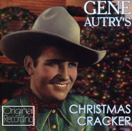GENE AUTRY - GENE AUTRY'S CHRISTMAS CRACKER CD