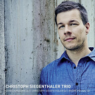 CHRISTOPH SIEGENTHALER TRIO CD