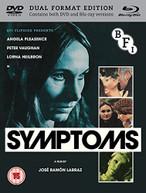 SYMPTOMS (UK) BLU-RAY