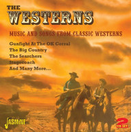 WESTERN FILMS & MUSIC & SONG SOUNDTRACK CD