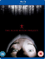 THE BLAIR WITCH PROJECT (UK) BLU-RAY