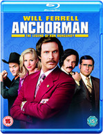 ANCHORMAN (UK) BLU-RAY