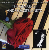 ANDRE KOSTELANETZ & HIS ORCHESTRA - GENIUS OF ANDRE KOSTELANETZ: PLAYS CD