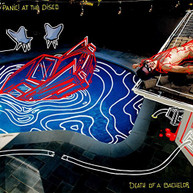 PANIC AT THE DISCO - DEATH OF A BACHELOR CD